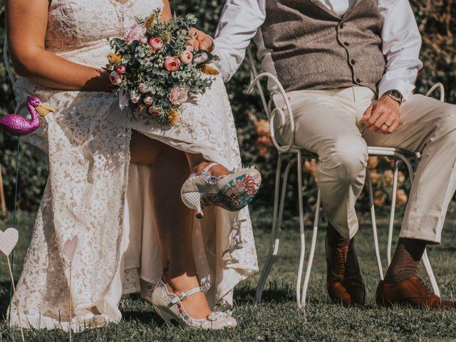 Le mariage de Sébastien et Marie à Maroilles, Nord 122
