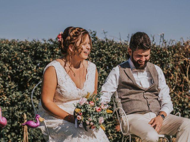 Le mariage de Sébastien et Marie à Maroilles, Nord 130