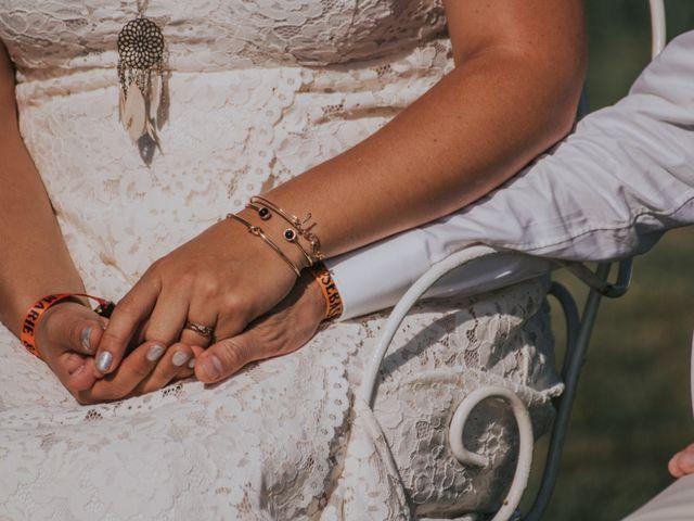 Le mariage de Sébastien et Marie à Maroilles, Nord 136