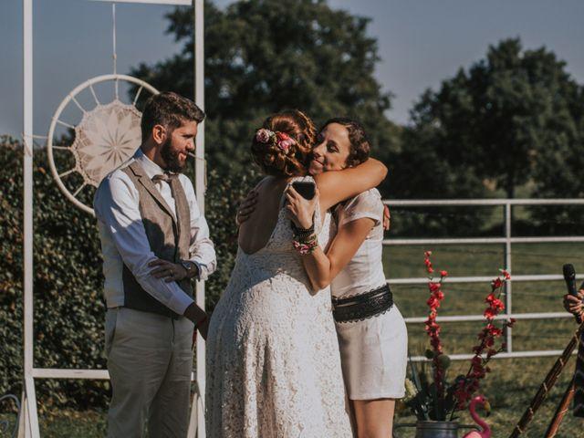 Le mariage de Sébastien et Marie à Maroilles, Nord 145