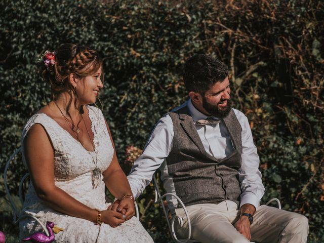 Le mariage de Sébastien et Marie à Maroilles, Nord 149