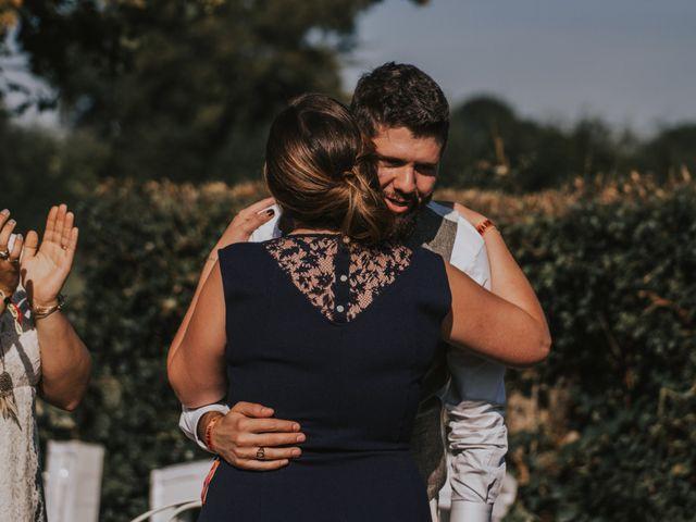 Le mariage de Sébastien et Marie à Maroilles, Nord 150