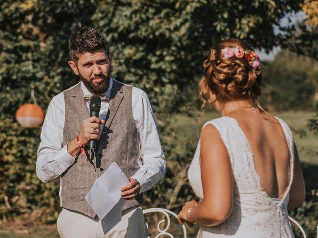 Le mariage de Sébastien et Marie à Maroilles, Nord 182