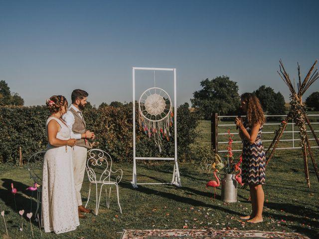 Le mariage de Sébastien et Marie à Maroilles, Nord 200