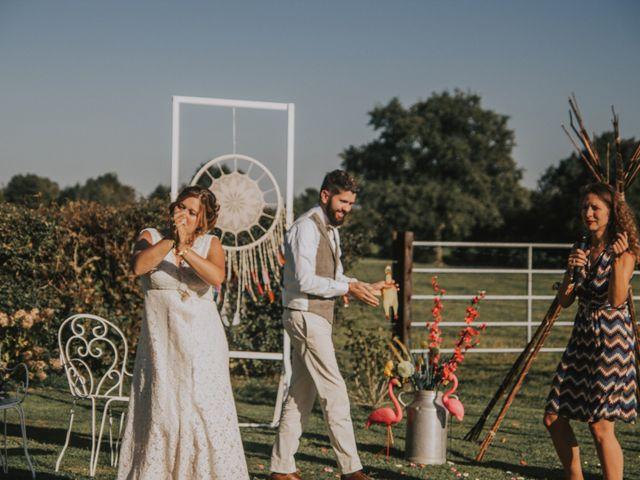 Le mariage de Sébastien et Marie à Maroilles, Nord 203