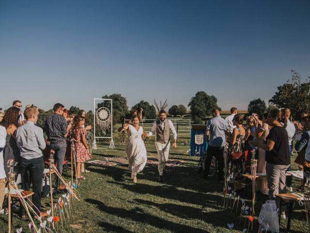 Le mariage de Sébastien et Marie à Maroilles, Nord 206