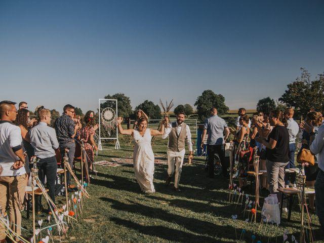 Le mariage de Sébastien et Marie à Maroilles, Nord 207