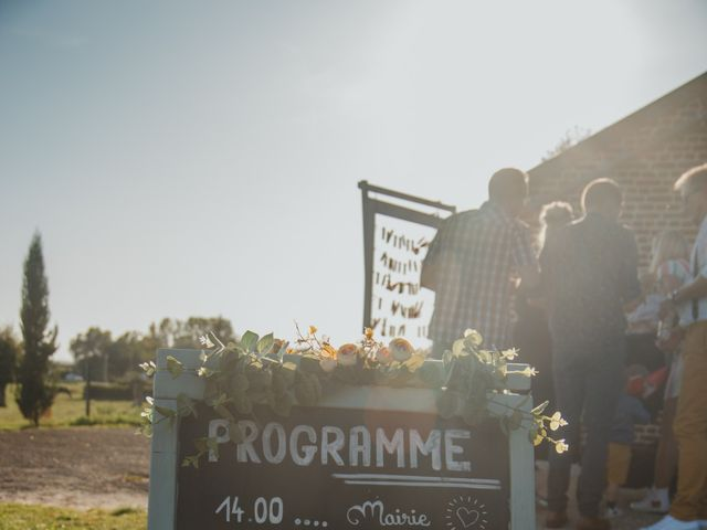 Le mariage de Sébastien et Marie à Maroilles, Nord 256
