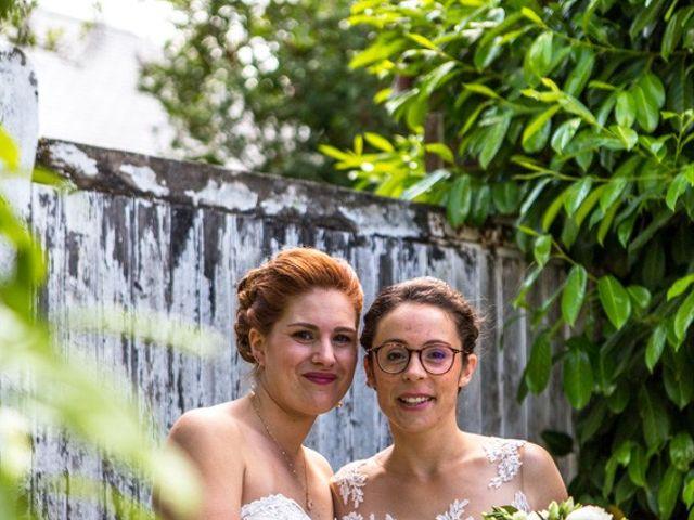 Le mariage de Marine et Audrey à Soulaires, Eure-et-Loir 7