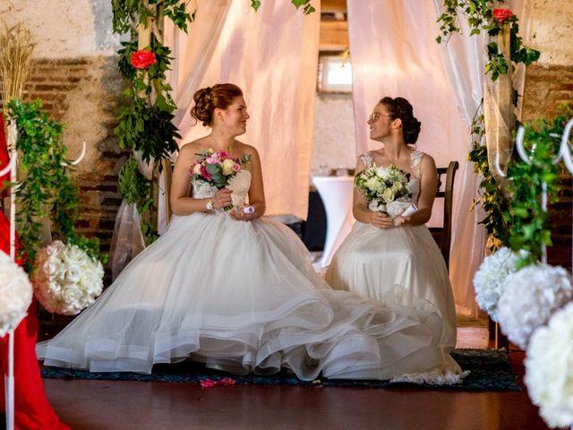 Le mariage de Marine et Audrey à Soulaires, Eure-et-Loir 11