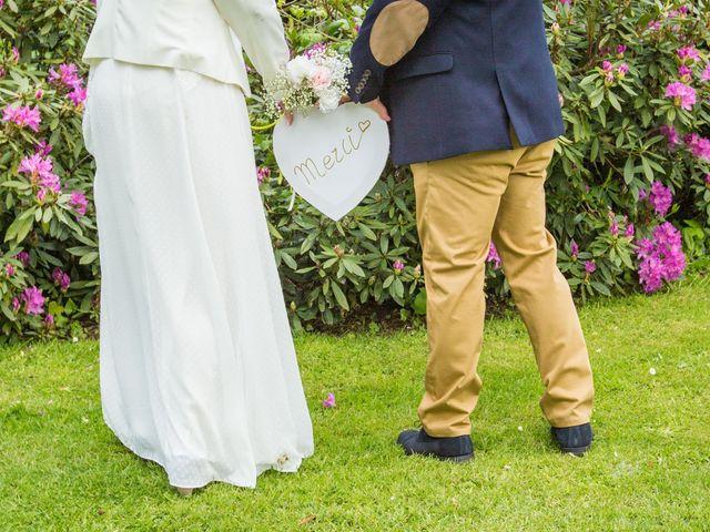 Le mariage de Laurent et Céline à Luneray, Seine-Maritime 18