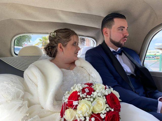 Le mariage de Emmanuelle  et Johnny