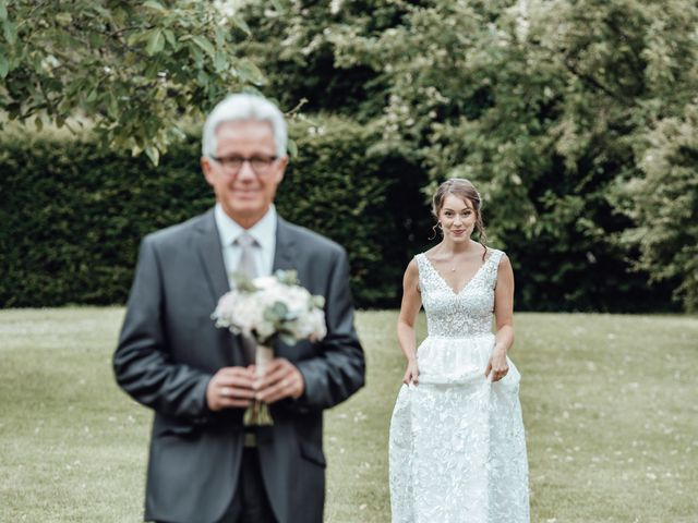 Le mariage de David et Laurie à Buzancy, Aisne 7