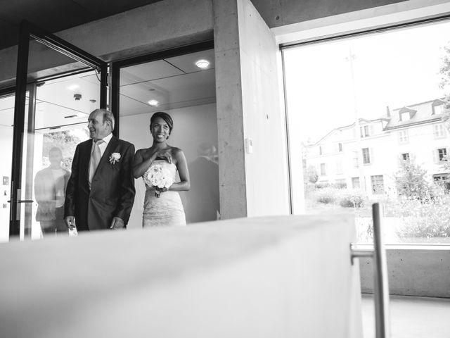 Le mariage de David et Virginia à Bourg-en-Bresse, Ain 3