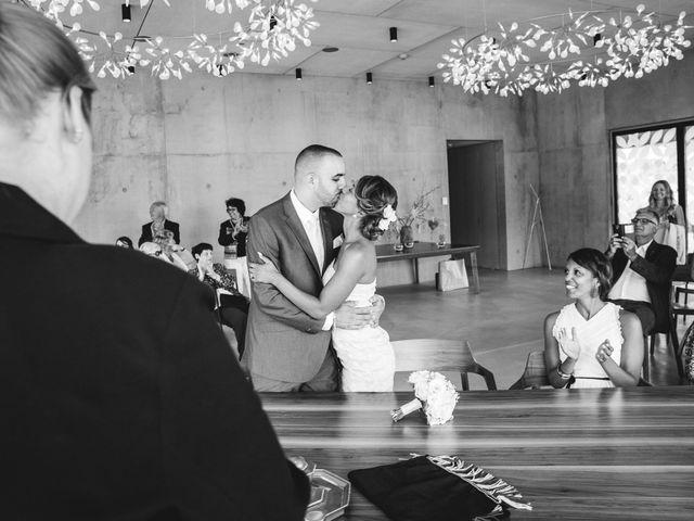 Le mariage de David et Virginia à Bourg-en-Bresse, Ain 4