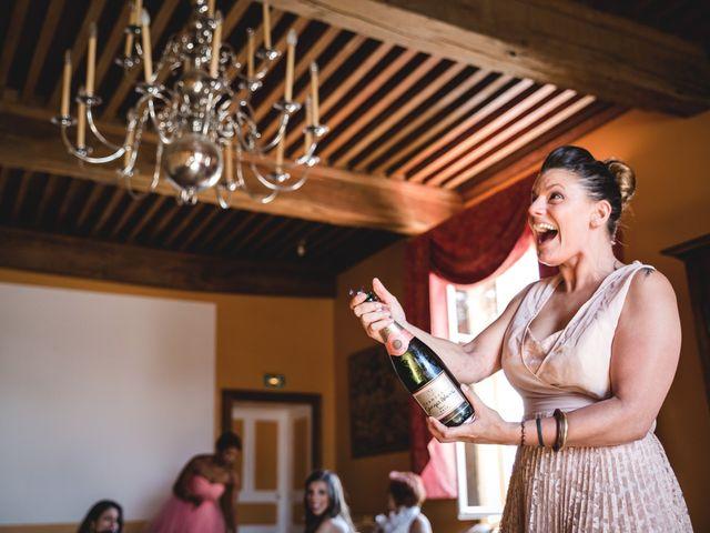 Le mariage de David et Virginia à Bourg-en-Bresse, Ain 13