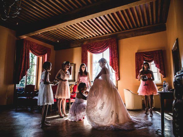 Le mariage de David et Virginia à Bourg-en-Bresse, Ain 2