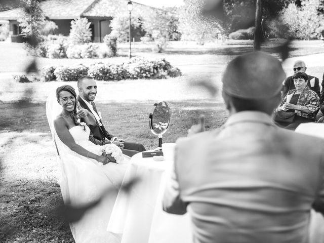 Le mariage de David et Virginia à Bourg-en-Bresse, Ain 17