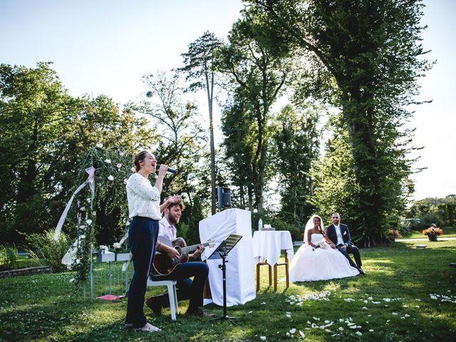 Le mariage de David et Virginia à Bourg-en-Bresse, Ain 20