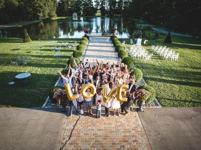 Le mariage de David et Virginia à Bourg-en-Bresse, Ain 26