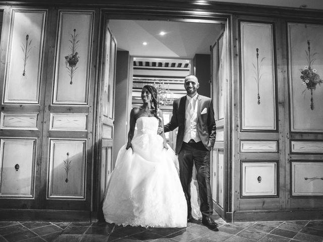 Le mariage de David et Virginia à Bourg-en-Bresse, Ain 27