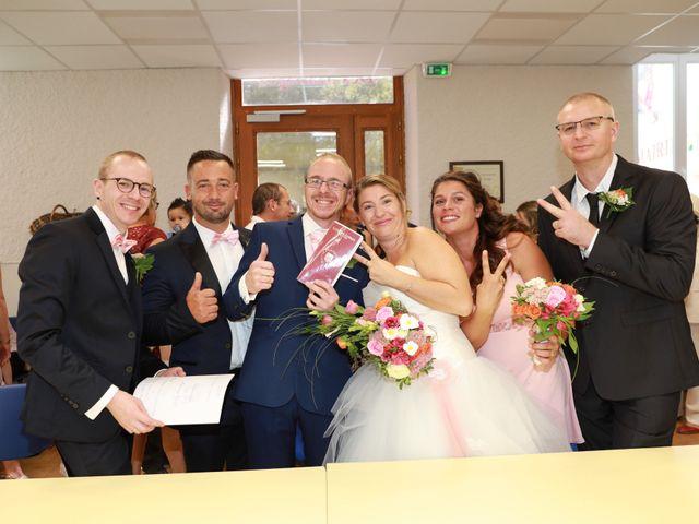 Le mariage de Julien et Pamela à Comps, Gard 4
