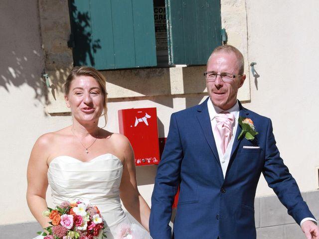 Le mariage de Julien et Pamela à Comps, Gard 5