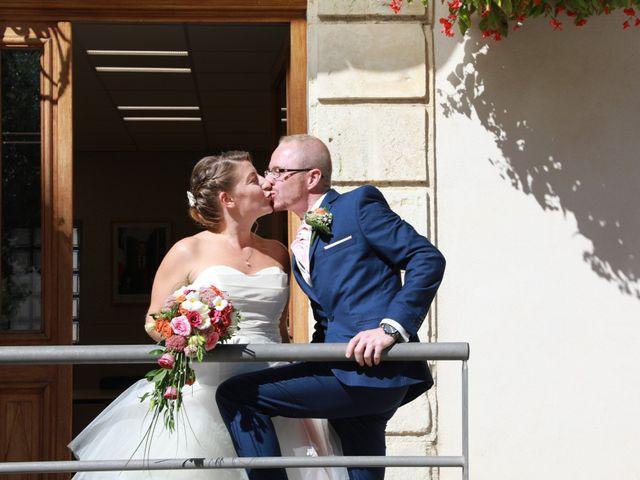 Le mariage de Julien et Pamela à Comps, Gard 6