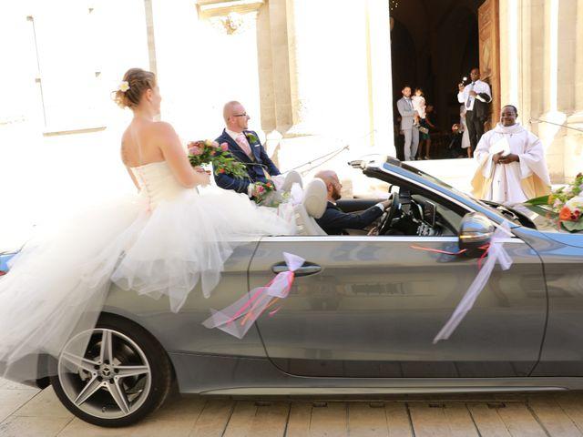 Le mariage de Julien et Pamela à Comps, Gard 8