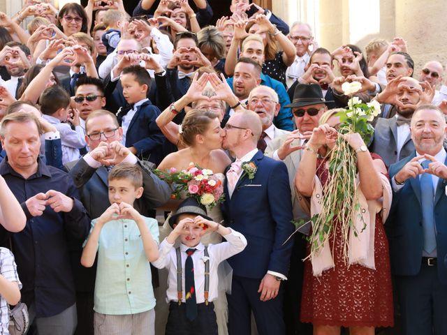 Le mariage de Julien et Pamela à Comps, Gard 10