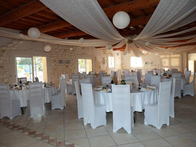 Le mariage de Julien et Pamela à Comps, Gard 11