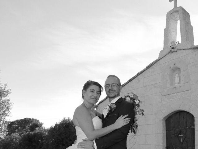 Le mariage de Julien et Pamela à Comps, Gard 17