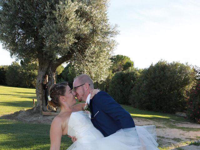 Le mariage de Julien et Pamela à Comps, Gard 20