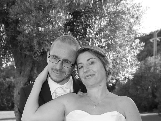 Le mariage de Julien et Pamela à Comps, Gard 21