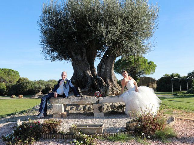 Le mariage de Julien et Pamela à Comps, Gard 23