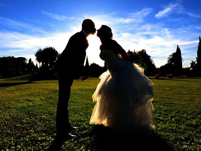 Le mariage de Julien et Pamela à Comps, Gard 24