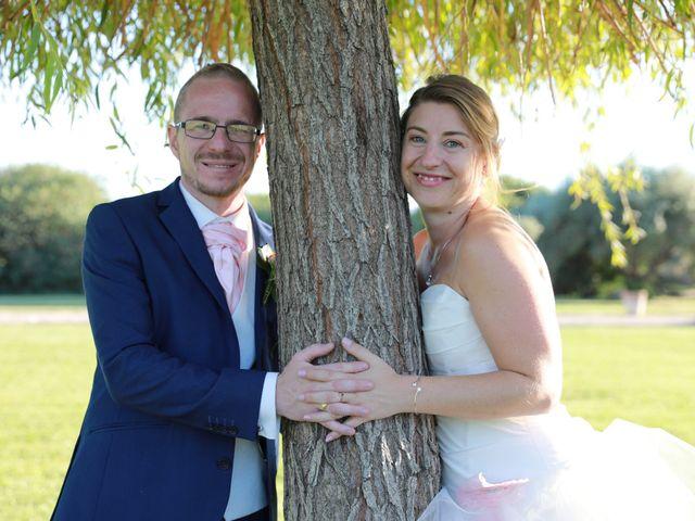 Le mariage de Julien et Pamela à Comps, Gard 25