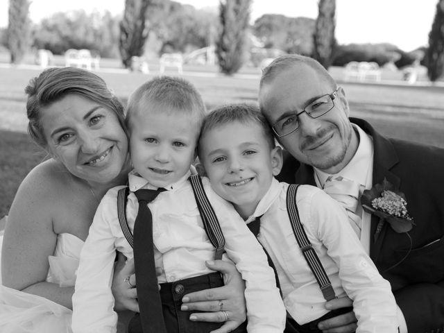 Le mariage de Julien et Pamela à Comps, Gard 28