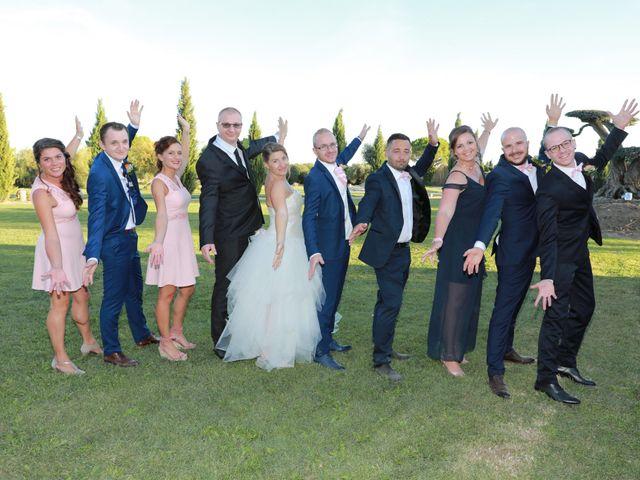 Le mariage de Julien et Pamela à Comps, Gard 29