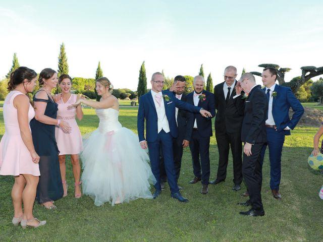 Le mariage de Julien et Pamela à Comps, Gard 31