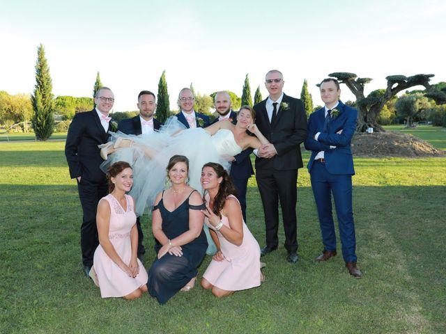 Le mariage de Julien et Pamela à Comps, Gard 32