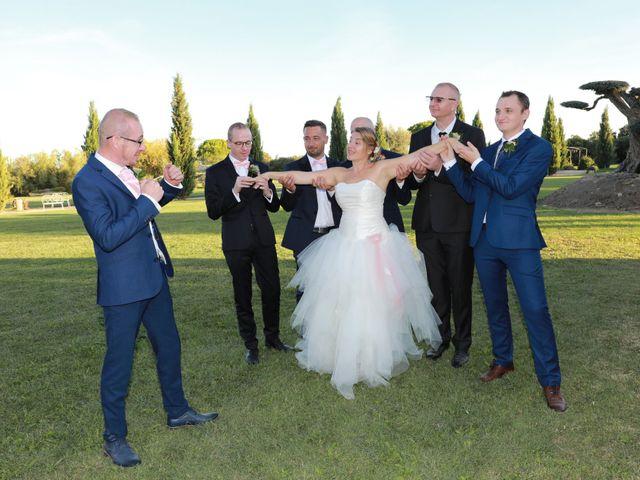 Le mariage de Julien et Pamela à Comps, Gard 33