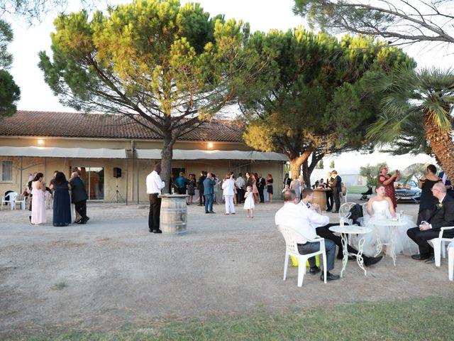 Le mariage de Julien et Pamela à Comps, Gard 36