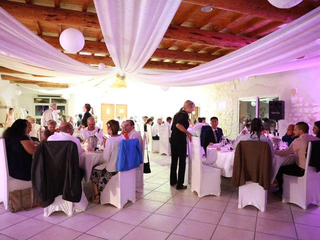 Le mariage de Julien et Pamela à Comps, Gard 38