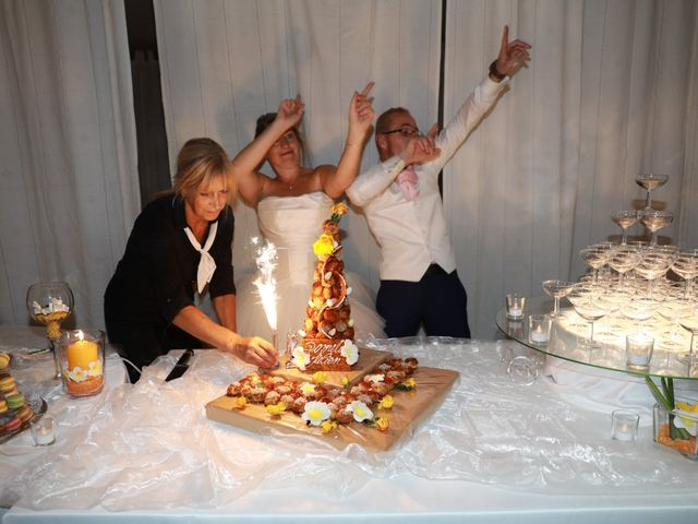 Le mariage de Julien et Pamela à Comps, Gard 41
