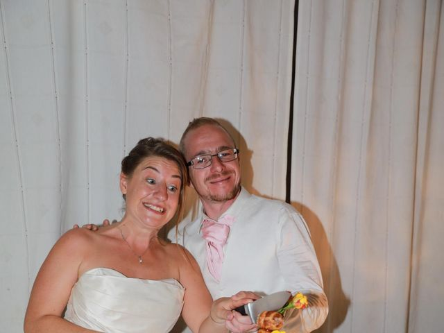 Le mariage de Julien et Pamela à Comps, Gard 42