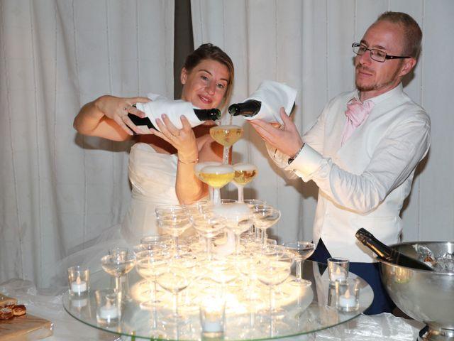 Le mariage de Julien et Pamela à Comps, Gard 43