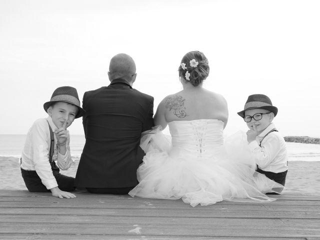 Le mariage de Julien et Pamela à Comps, Gard 46