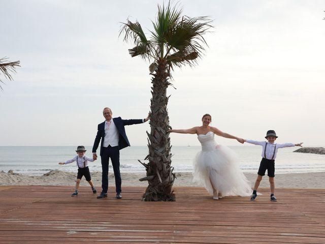 Le mariage de Julien et Pamela à Comps, Gard 47