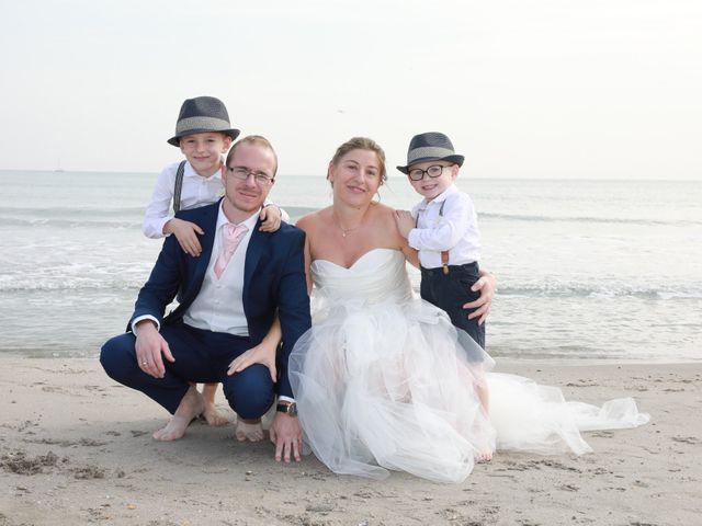 Le mariage de Julien et Pamela à Comps, Gard 48
